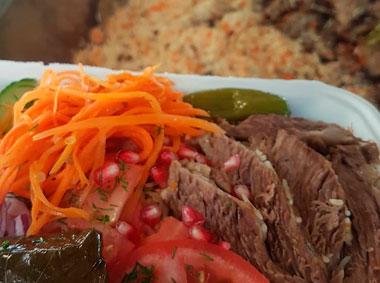 OSHPAZ Street Food 1